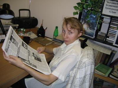 Работа в СМИ и на ВКШИ